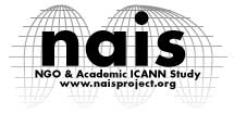 NGO and Academic ICANN Study