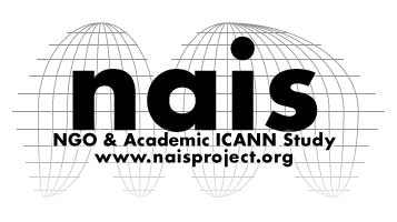 The NGO and Academic ICANN Study